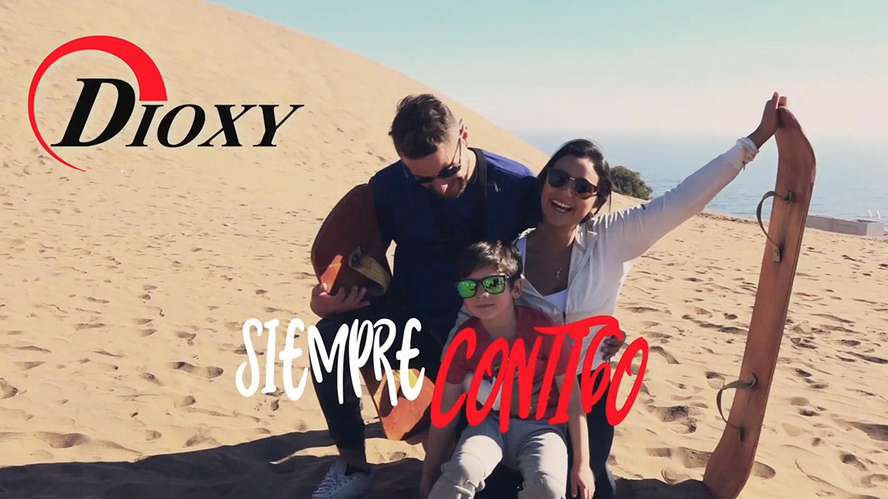 Dioxy – publicidad