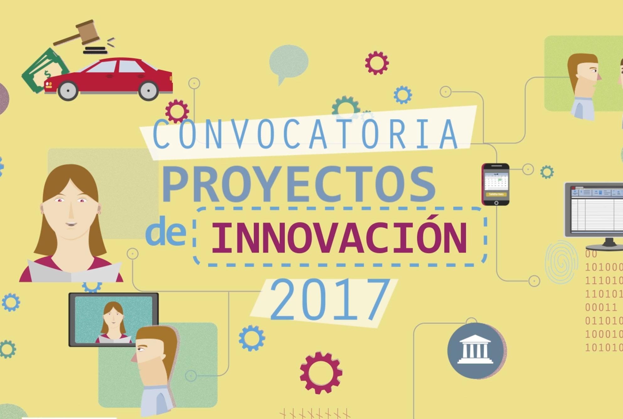 Modernización Pjud – Proyectos Innovación