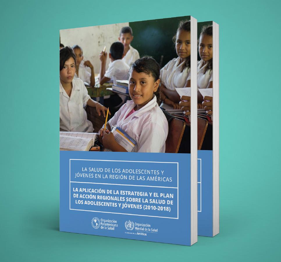 La salud de los adolescentes y jóvenes en la región de las Américas – Organización  Panamericana de la Salud